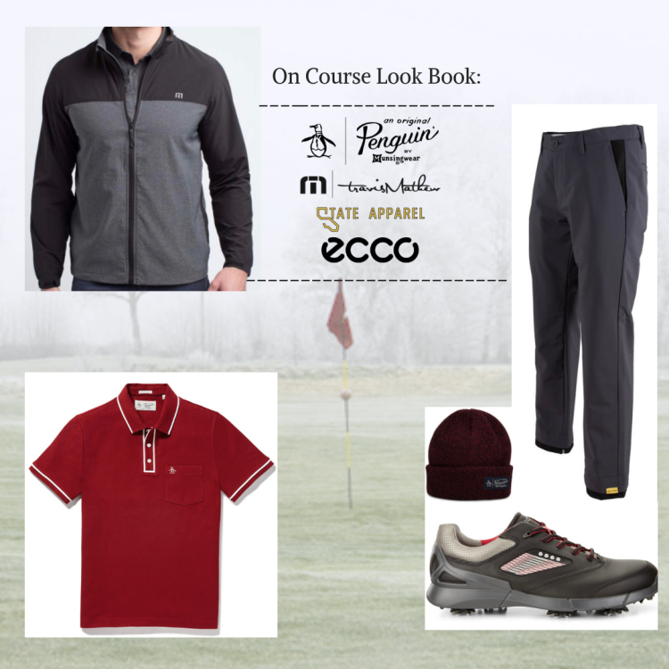 On Course Look Book_--------------------------------------------------