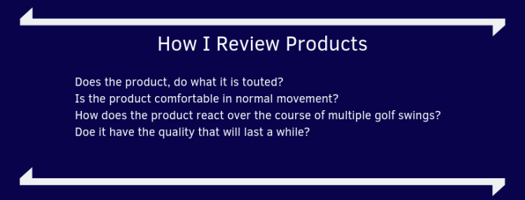 How I Review Products